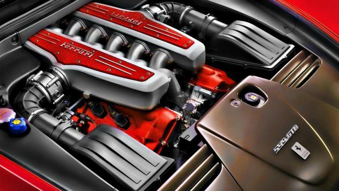 давление в двигателе