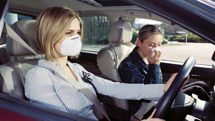 избавиться от запаха сигарет