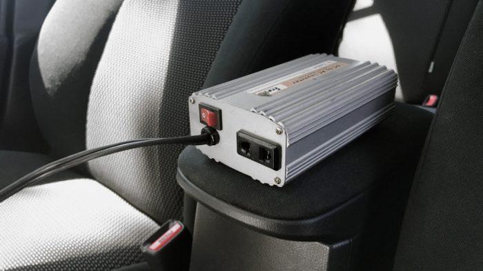 инвертор в машину