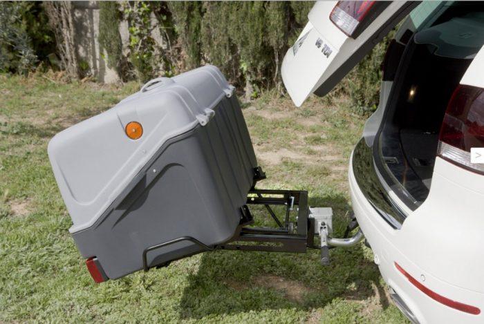 багажник фаркоп