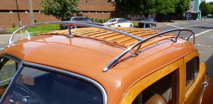 крыша багажник штраф