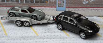 Развесовка прицепа для легкового автомобиля: устраняем опасность