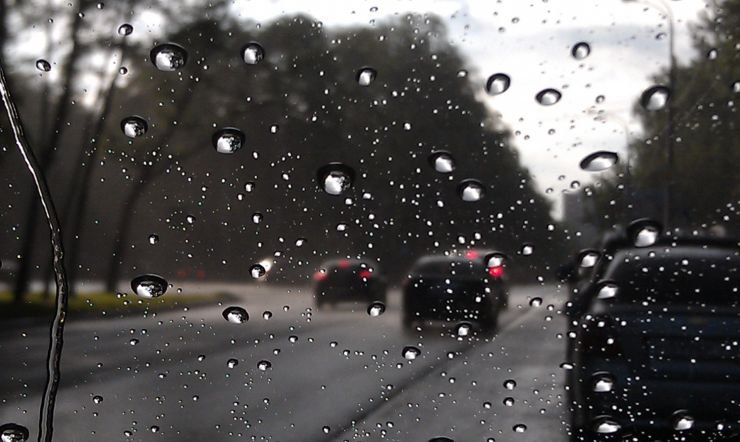 дождь датчик