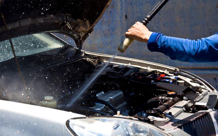 чистить мотор