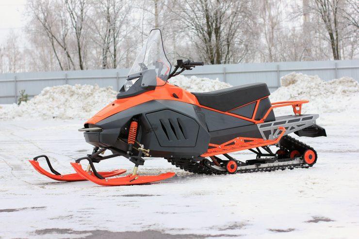 перевозки снегохода