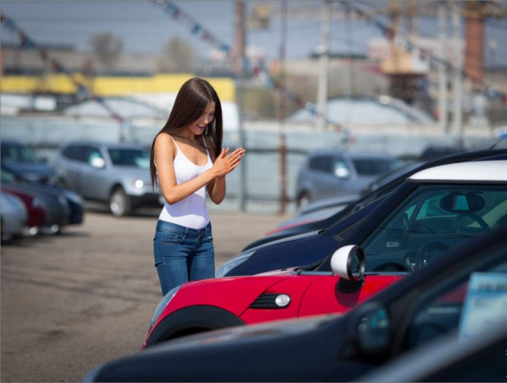 продать выгодно машину