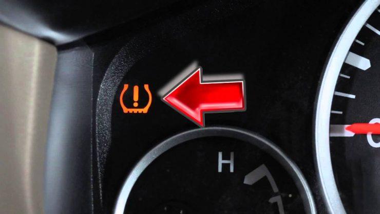 давление датчик шины
