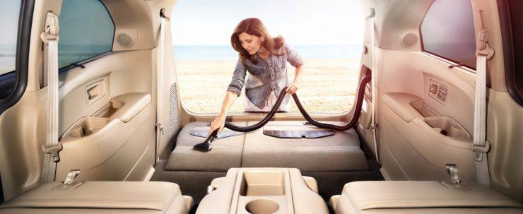 чем чистить сиденья авто