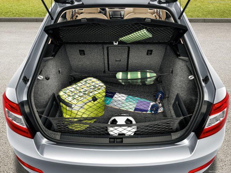 багажник октвия