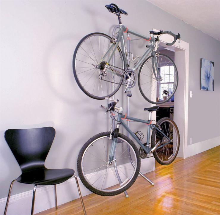 стойка велосипед