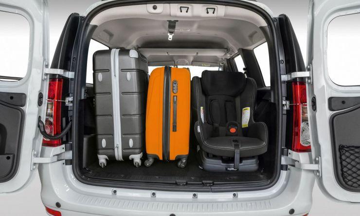 багажник ларгус