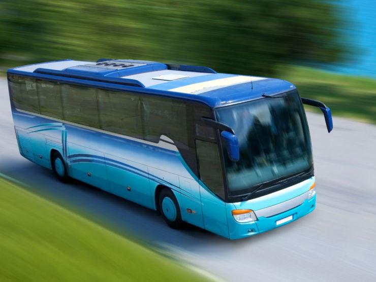 аренда автобус