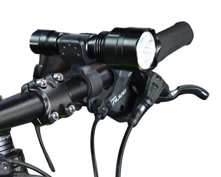 фонарь велосипед