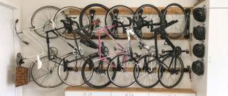 как-компактно-хранить-велосипед