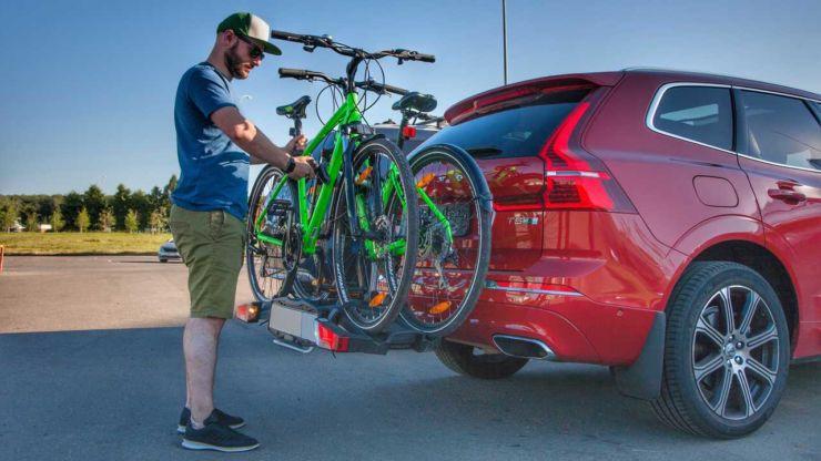 как лучше перевозить велосипед