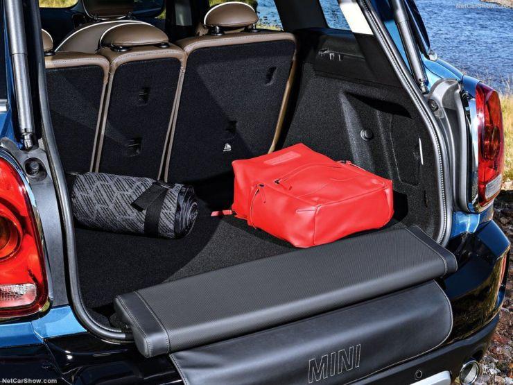 кантримен багажник