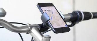 крепление-для-телефона-на-велосипед