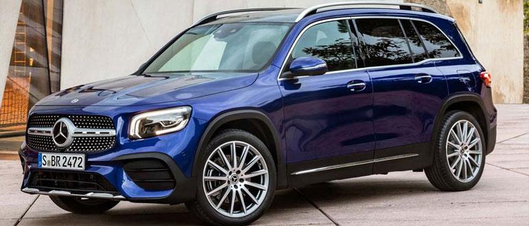 Mercedes-GLB