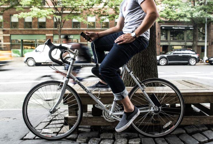 велосипед держатель смартфона