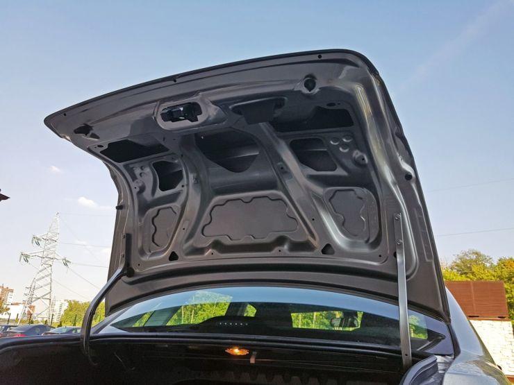 багажник крышка