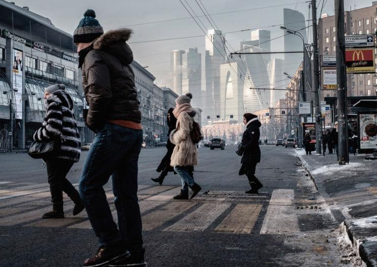 как проехать пешеход