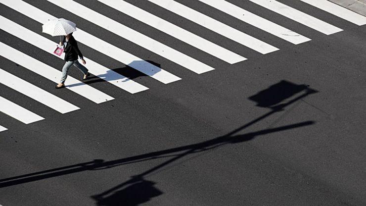 проехать пешеход