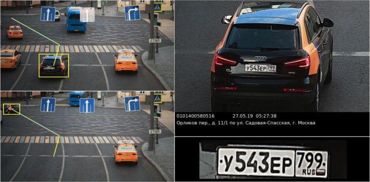 камеры поворот не из ряда