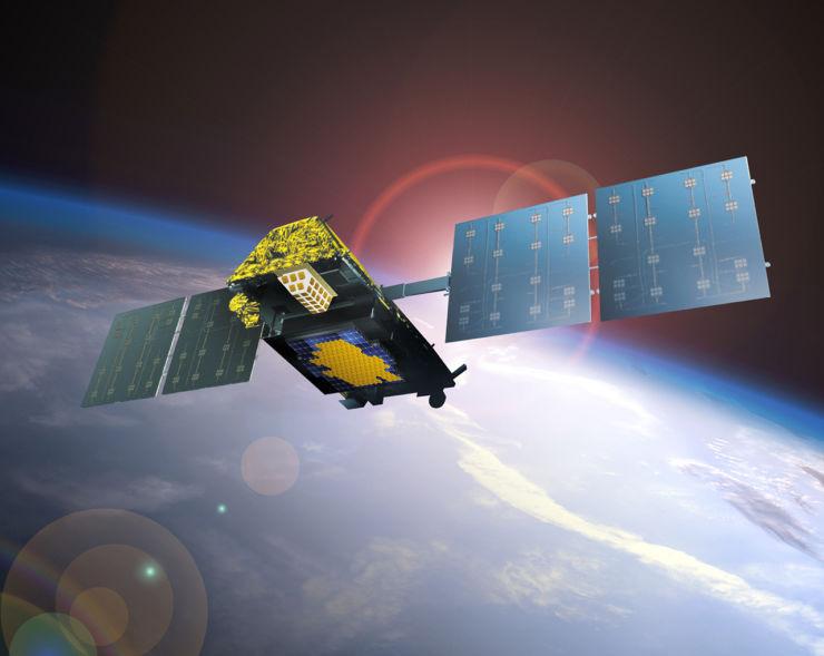 спутниковывй мониторинг