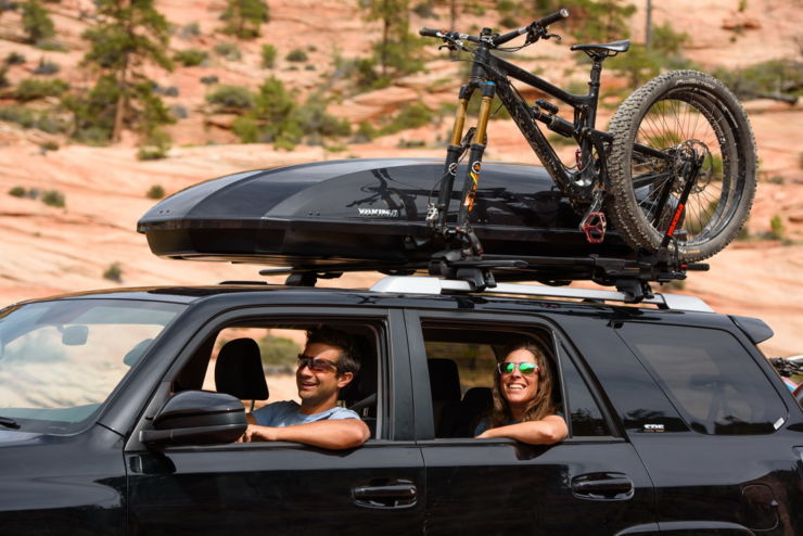 багажники-на-крышу-машины