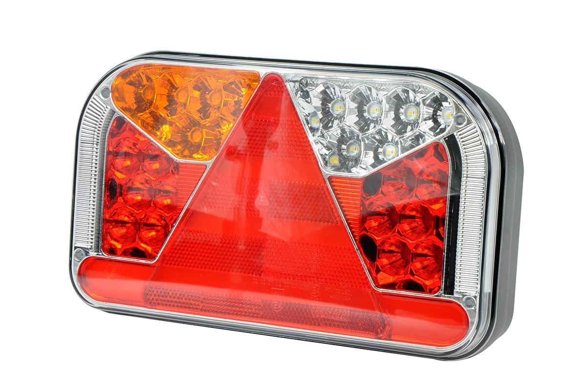 Обзор вариантов фонарей для прицепов легковых автомобилей
